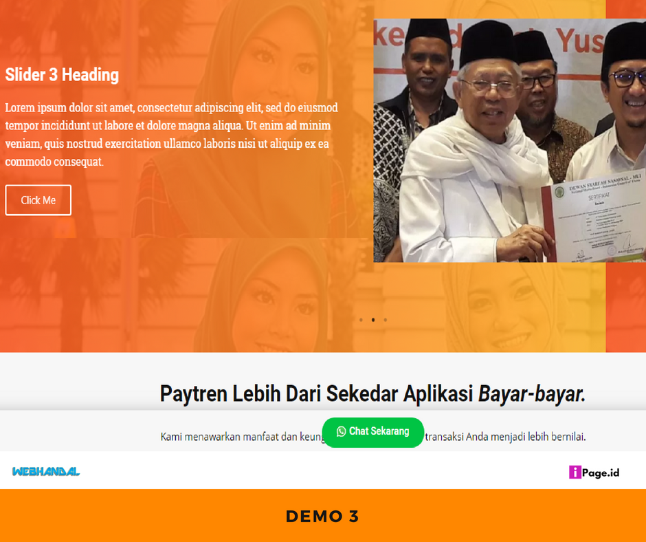 landing page paytre 4